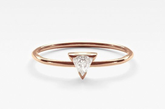 hipster engagement rings - photo #17