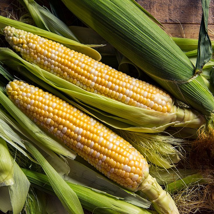 Here's an easy trick for getting rid of corn hair you should have been using all along.