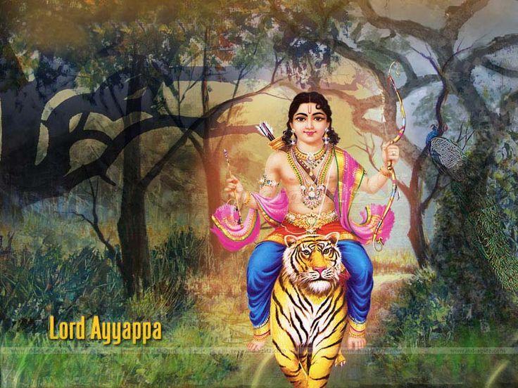 FREE Download Swamiye Saranam Ayyappa Wallpapers