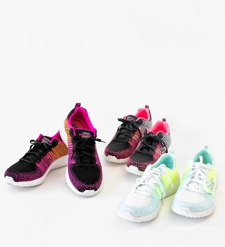 Our Skechers Burst will take you anywhere you want to go in comfort. Shop new styles on our site. http://bit.ly/1XwD4Vt