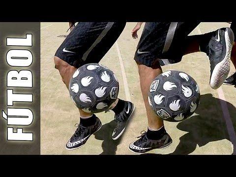 Leg Over Panna (Caños/Túneles) - Trucos, videos y jugadas de Fútbol (Regates & Filigranas) - YouTube