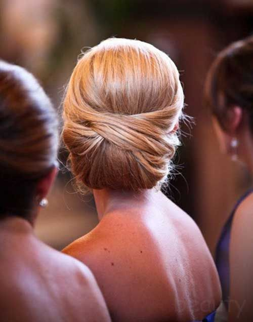 Best 25+ Straight Wedding Hair Ideas On Pinterest | Straight Hair With Braid Hair Styles ...