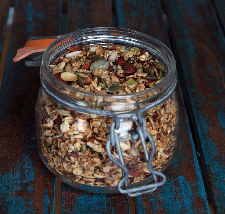Granola - Honningristet müsli