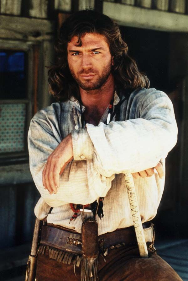 Joe Lando - (Dr. Quinn, Medicine Woman) - so very very hot!