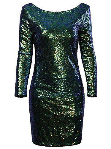 Vijiv Women's Sparkle Glitzy Glam Sequin Long Sleeve Flap... https://www.amazon.com/dp/B01N6L5RP8/ref=cm_sw_r_pi_dp_x_p2D5zbHH20RMR