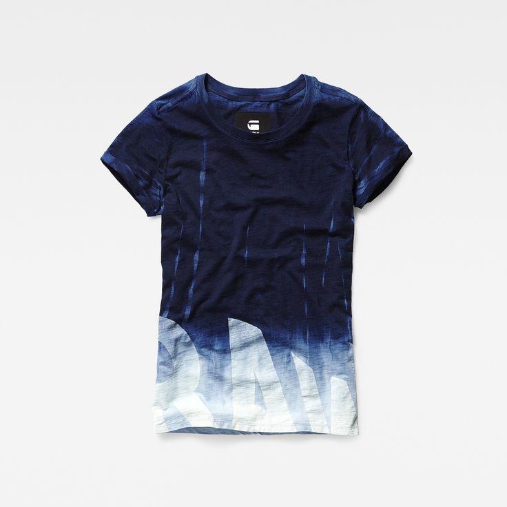 Ridram Straight Short Sleeve T-shirt