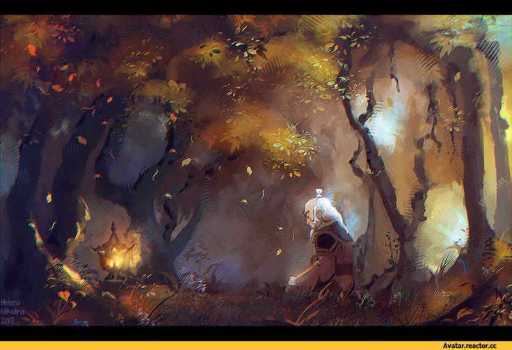 "Легенда об Аанге,Последний маг воздуха, The Last Airbender, The Legend of Aang,Аватар,Легенды об Аватарах, Avatar,фэндомы,айро,iroh,Nikulina-Helena,Елена ""Laurelin"" Никулина,artist"