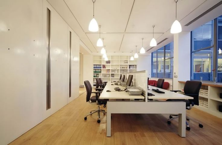 24 best new office lighting ideas for bullpen images on for Industrial office interior design