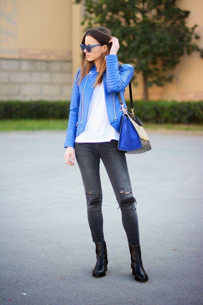 Fashionvibe » Zina Charkoplia Fashion Blog » Pepe Jeans Contest