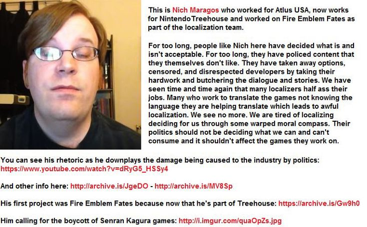 The Ugly New Front In The Neverending Video Game Culture War
