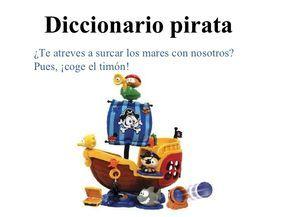 Diccionari pirata