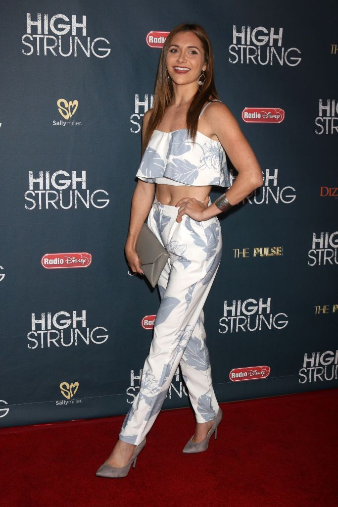 Alyson Stoner – Paladins High Strung' Premiere in Hollywood
