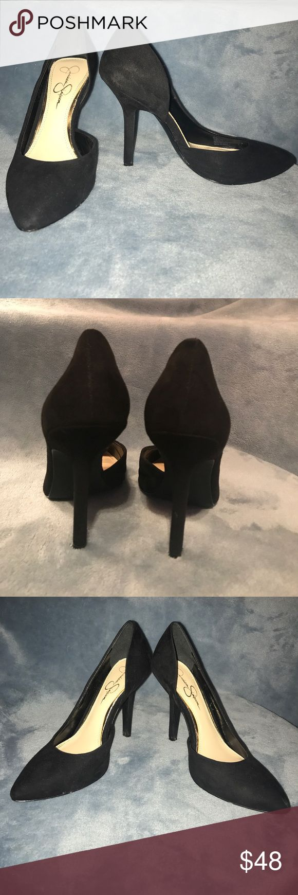 Jessica Simpson Pumps Never sexier than in these cut out black pumps. Jessica Simpson Shoes Heels
