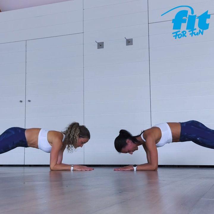 4 Min. Tabata-Workout für dein Sixpack!