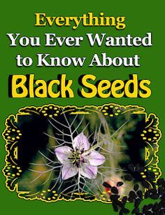 How to Use Black Cumin and Black Seed Oil. One of the Very useful of Gods creations.