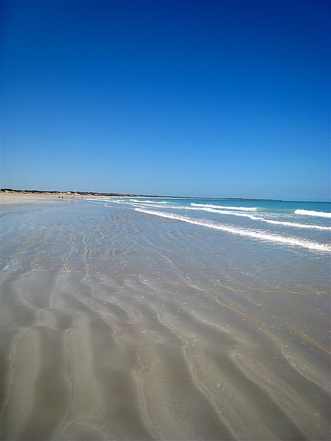 Cable Beach, Broome by leanne brinkies, via Flickr