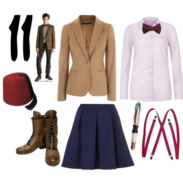 """11th Doctor Outfit"" - my new Halloween outfit"