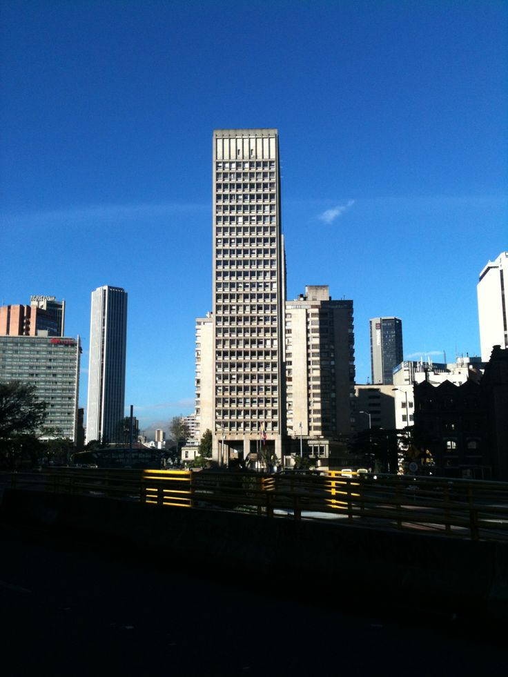 Colombia, Bogotá, Centro Internacional