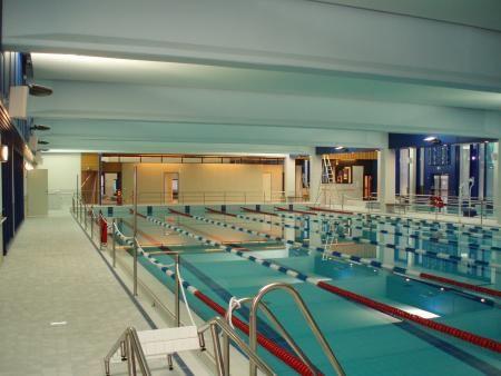 Uimahallin isoallas