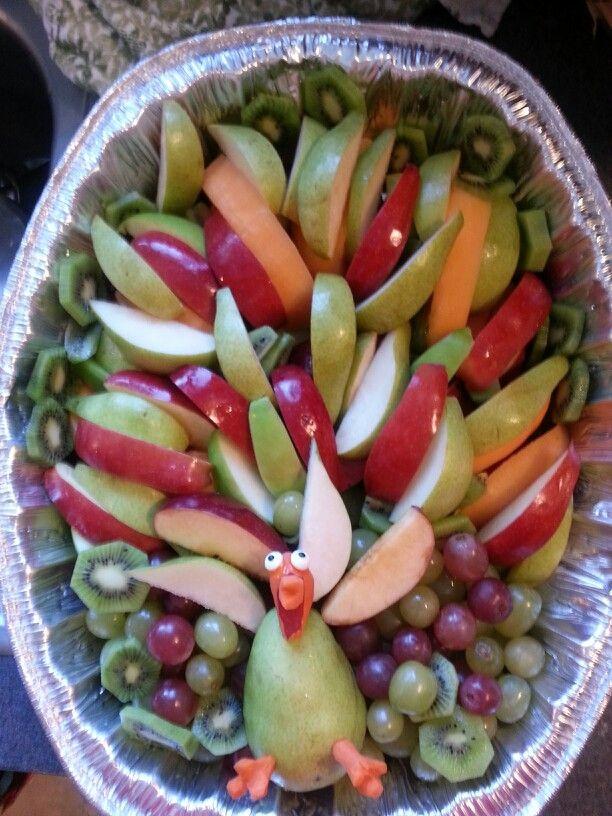 fruit in spanish turkey fruit platter