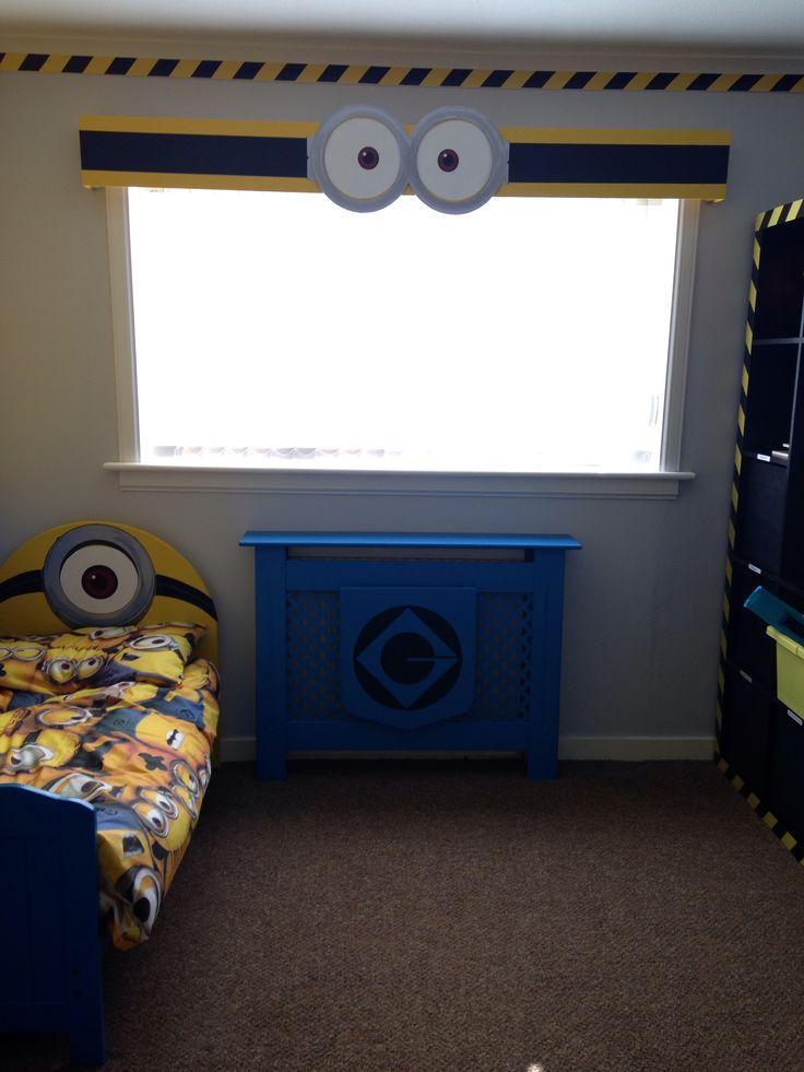 M s de 25 ideas incre bles sobre cuarto de minion en - Ver habitaciones de ninos ...