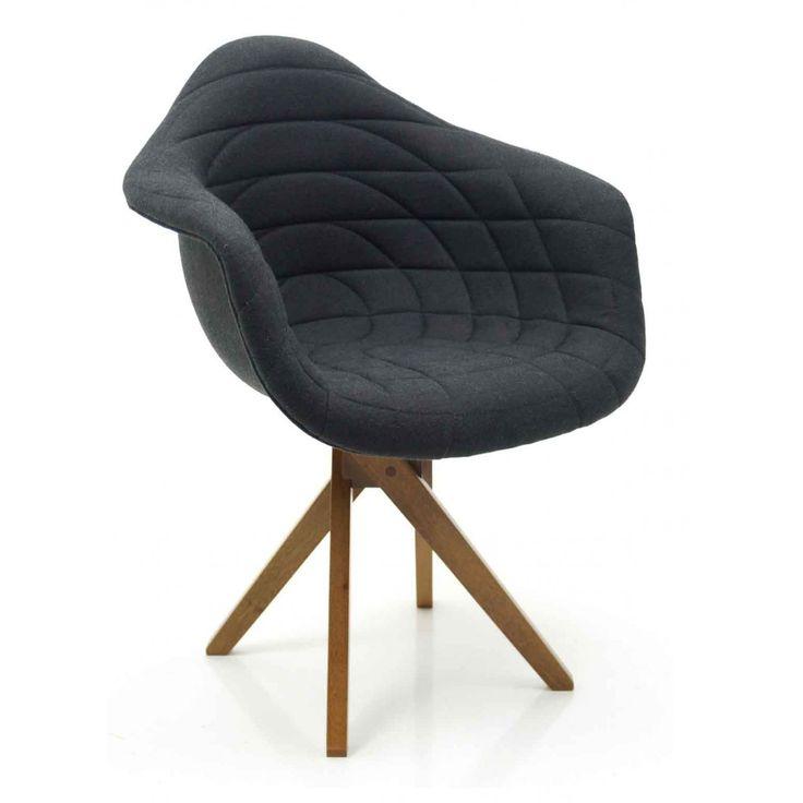 cadeira-angelina-estofada-giratória-base-sala-tecido-linho-chumbo