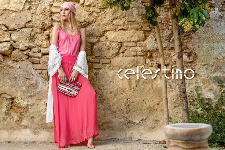 Master the art of bohemian chic outfits with this one. #bohemian #bohochic #ootd #outfits #Celestino #looks #style