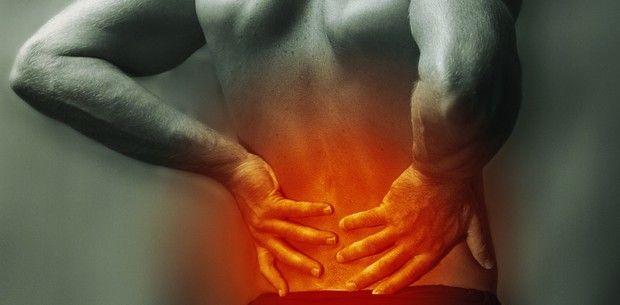 dor nas costas (Foto: Getty Images)
