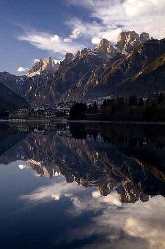 Dolomiti, Italia   #auronzomisurina