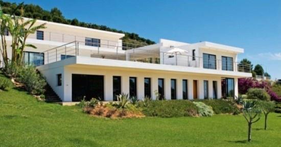 ... Modern Minimalist House Design 550x288 Spanish Modern Minimalist House