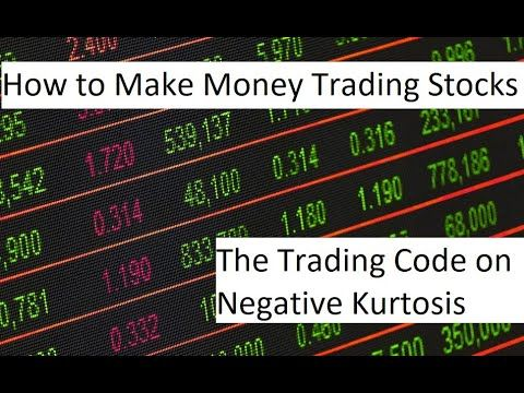 How To Make Money Trading Stocks The Trading Code On Negative