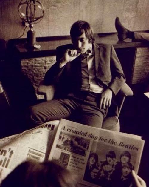 Charlie Watts #rollingstones #vintage #men #rock #music #thischarmingman