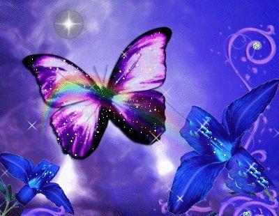 48 best images about heal your energies on pinterest - Image papillon et fleur ...