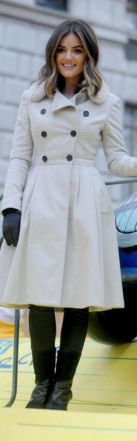 Lucy Hale aka Aria Montgomery