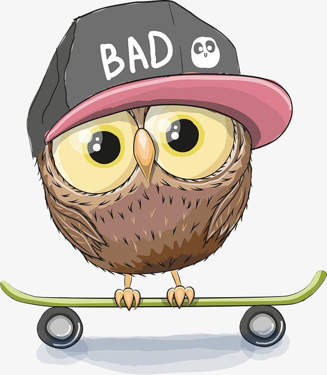 картинки сова на скейте шашлыка невозможно достичь