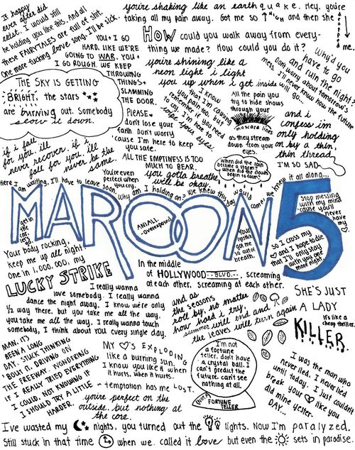 THIS LOVE CHORDS (ver 6) by Maroon 5 @ Ultimate-Guitar.Com