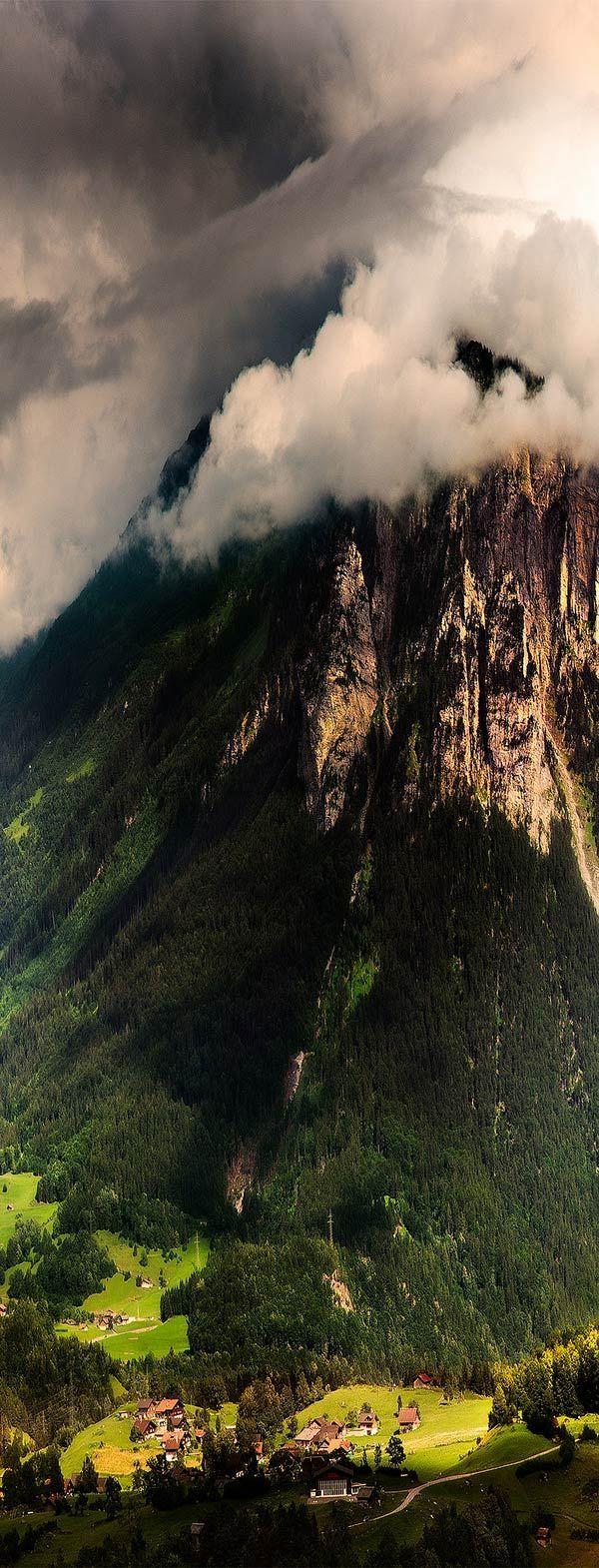 The Far Far Away Village of Switzerland /// #wanderlust #travel