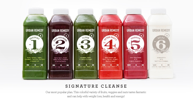 Urban remedy cleansing system pre made ready to drink juices are pre made ready to drink juices are shipped right to your door you drink a total of 6 juices a day recommend no mo pinteres malvernweather Gallery