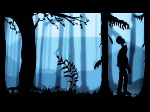 Rusalka - A Paper Cut Out Animation - YouTube