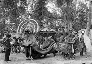 Reyog, The Legend of Bantarangin - All About Ponorogo