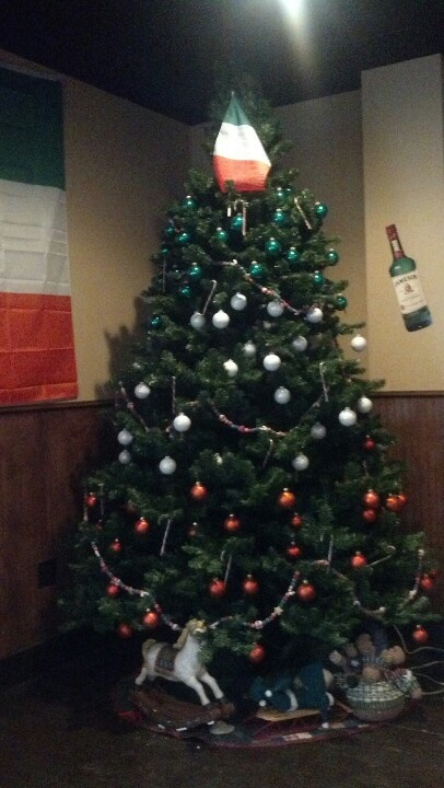 Irish Christmas Tree Christmas Pinterest Christmas