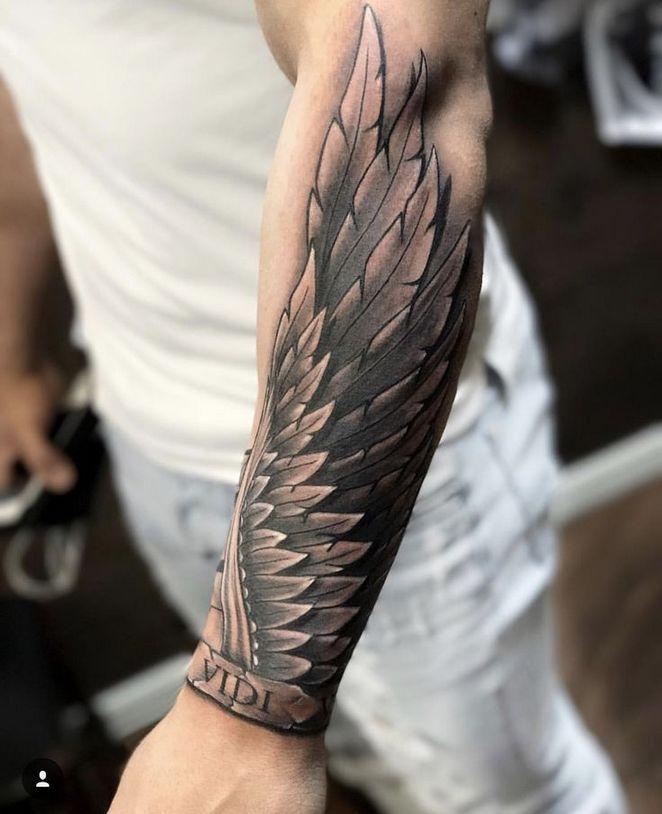 50 Coolest Forearm Tattoo Men Sleeve Trend 2019