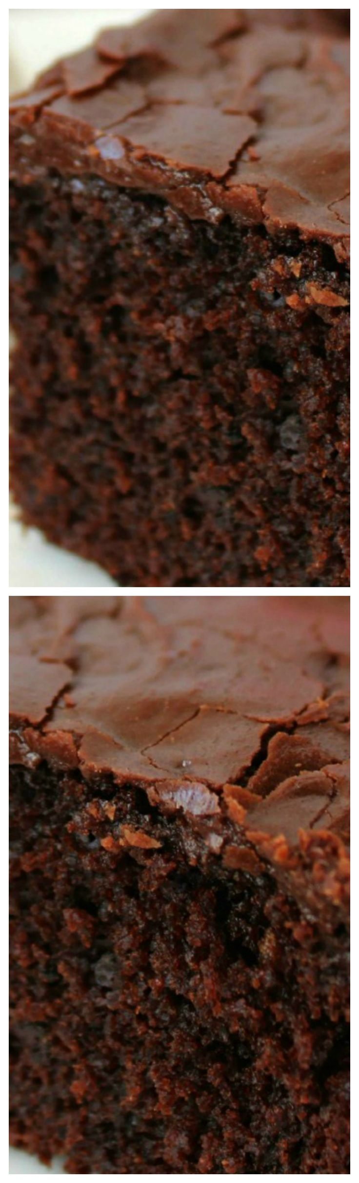 Chocolate Coca Cola Cake ~ A moist pillowy chocolate cake topped with a fudgy chocolate Coca Cola Frosting.