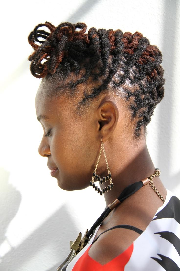 natural dreadlock hairstyles