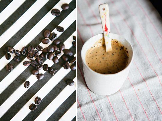 Coffee Pudding | Recipe