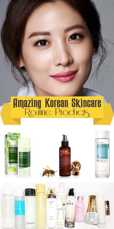 Amazing Korean Skincare Routine Day And Night Thatll Transform Your Skin Skincareroutinesteps Korean Skincare Routine Korean Skincare Skin Care Routine Steps