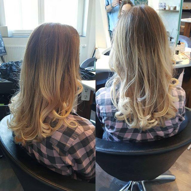 Another Work from Me ✂💇 #balayage #balayageombre #haircolor #haircolorist #nofilter #salonkomplizen #hair #hairstyle #hairdresser #masterstylist #davines #davinescolor #freehand #hairstyling #haircoloring #friseur #friseure #reutlingen #tübingen #metzingen #blondhair #blondhairdontcare #nofilterneeded #pastellhair