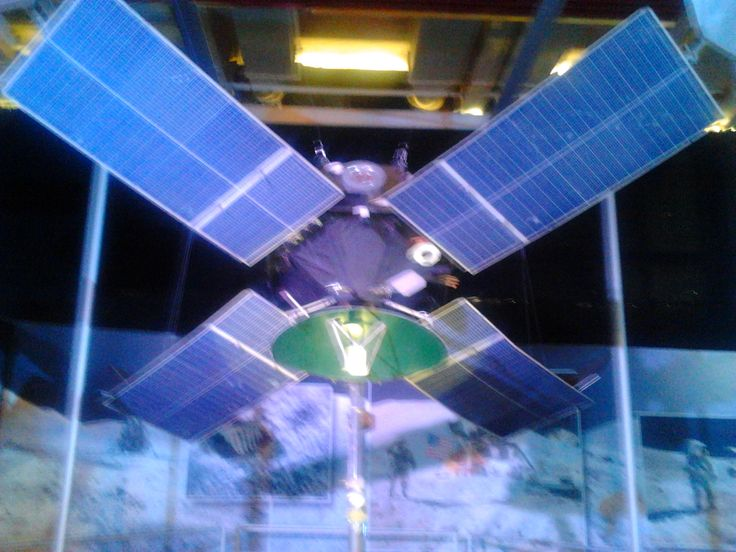 Gateway to space. Sonda Mariner IV