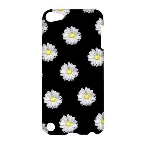 iPod 5 Daisy Flower Pattern iPod Touch 5 5G 5th Hardshell Case Cover