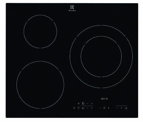 Electrolux E6113HIK Table Induction 3 foyers 3 boosters 7200W Noir: Points Forts: Table Électrique Couleur: Noir L'article Electrolux…